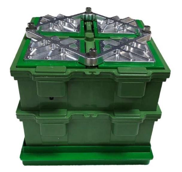 Greenrock Natrium-ION zoutwateraccu