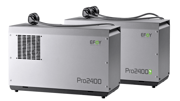 EFOY Pro 2400 Duo brandstofcel